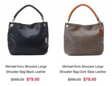 Fake Michael Kors Shoulder Bags
