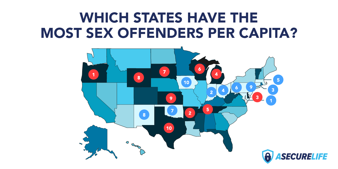 Find sexual molesters in your area