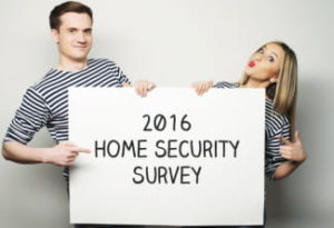 2016 Home Security Survey