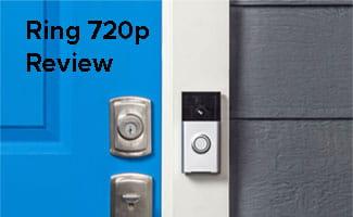ring 720p video doorbell