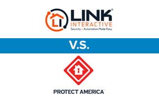2018 S Comparison Review Link Interactive Vs Protect America