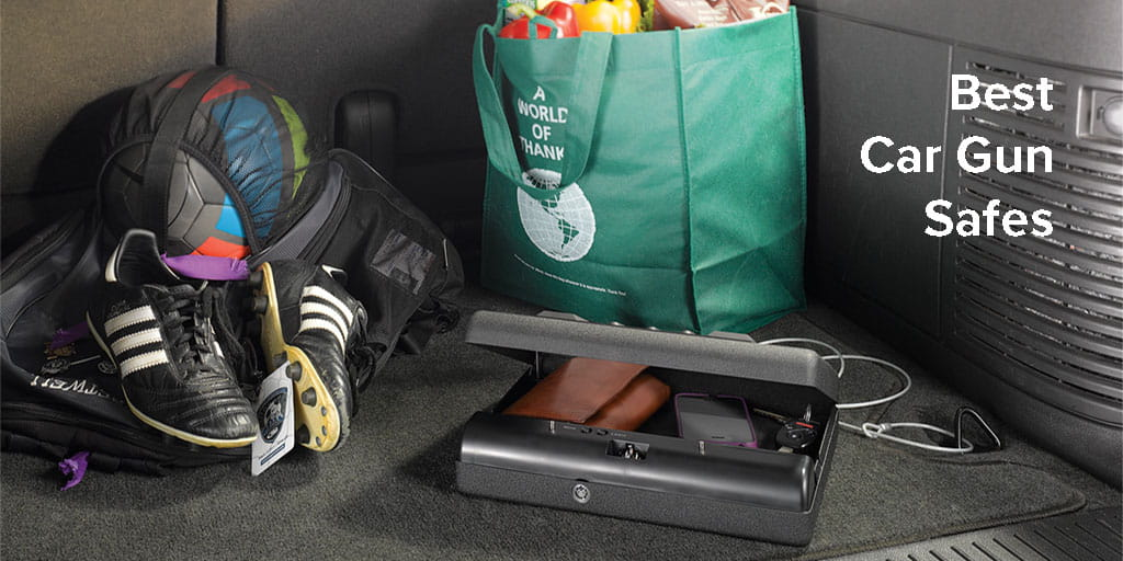 2019's Best Car Gun Safes: Reviews, Pricing, and Tech Specs