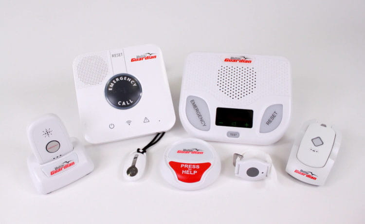 Medical Guardian medical alert equipment
