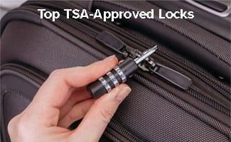 Top 6 TSA Approved Luggage Locks