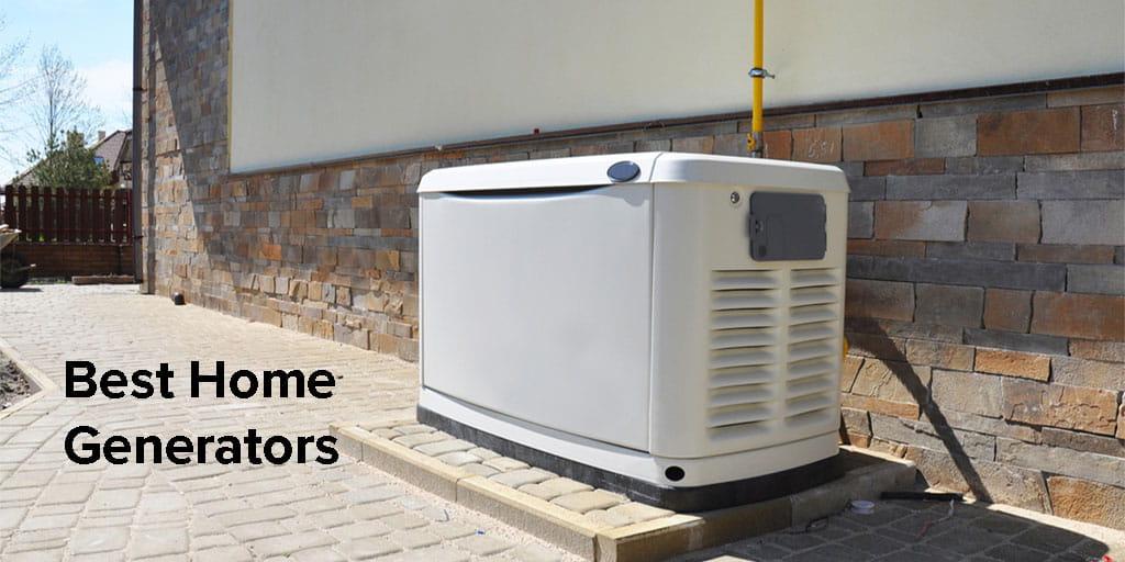 best home generators  stationary vs  portable