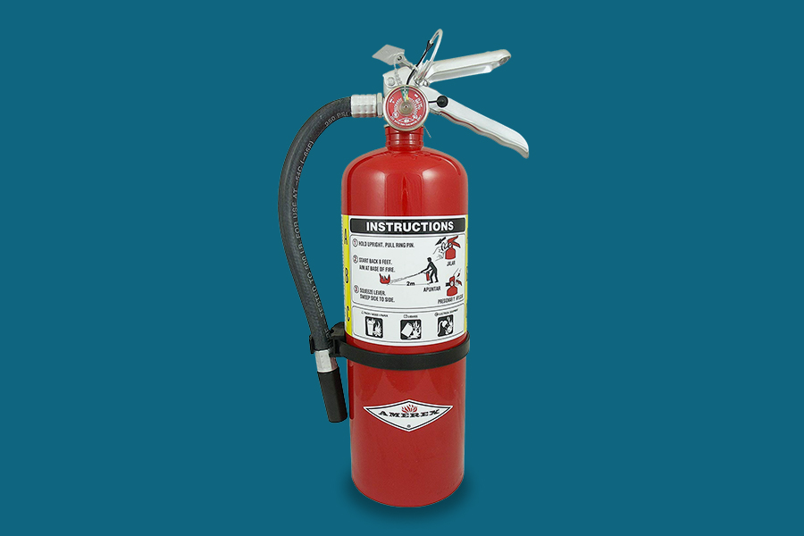 Best Fire Extinguishers for the Home, Garage, and Car