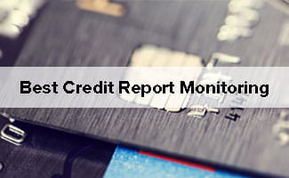 best credit report monitoring