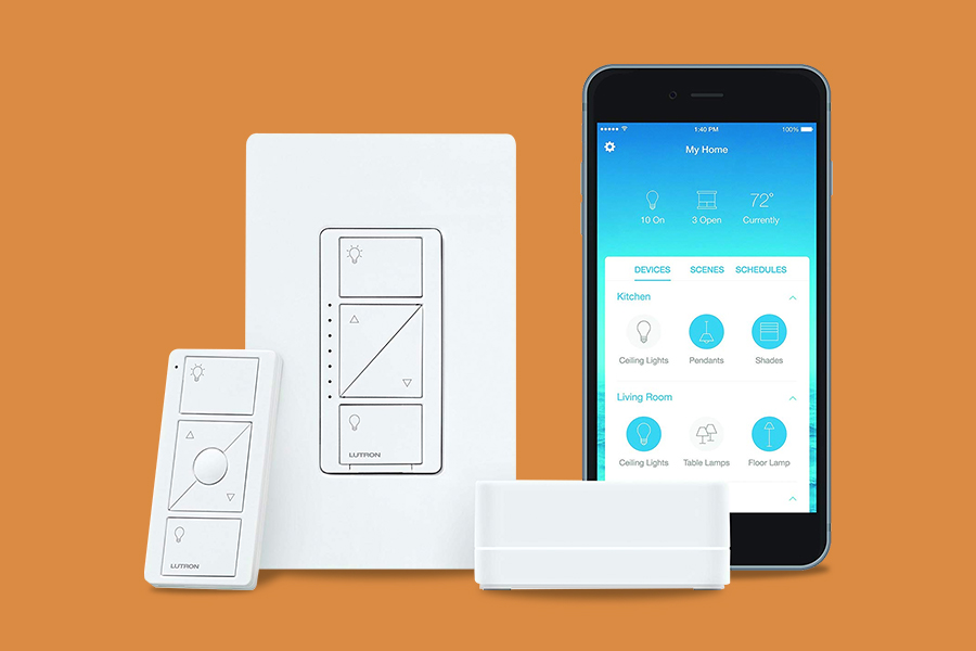 Caséta Wireless by Lutron Smart Lighting Review