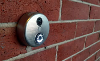 SkyBell Review: An HD Doorbell Camera that Works with Your Security