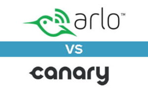 Arlo Q vs Canary: What's the Difference between These Motion-Activated Cameras?