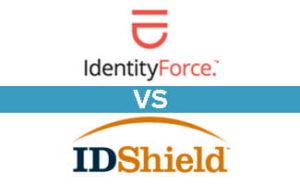 IdentityForce vs IDShield