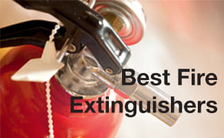 Best Fire Extinguishers for the Home Garage and Car