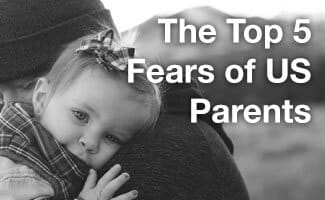 The Top 5 Fears of US Parents