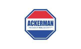 Ackerman Security Logo