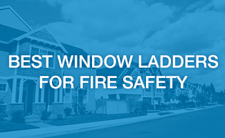Best Window Ladders for Fire Safety