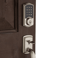 Smartcode 916 Touchscreen Electronic Deadbolt