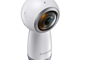 Samsung Gear 360: 360° Picture, 4K Video, VR Capable