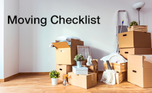 Moving Checklist: How to Stay Safe And Protect Your Property When You Move