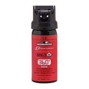 Defense Technology Pepper Spray