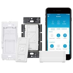Lutron Caseta Smart Switch Kit