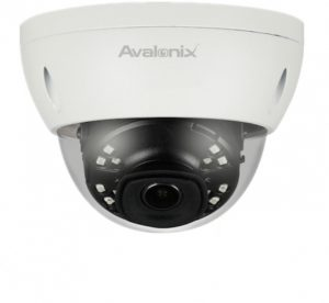 Avalonix 4K Dome Camera