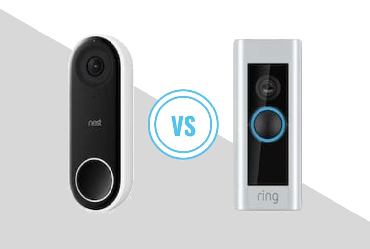 Ring vs. Nest: Who Makes A Better Doorbell Camera?