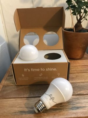C Life by GE Smart Bulb