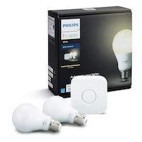 Philips Hue White Smart Bulb Kit