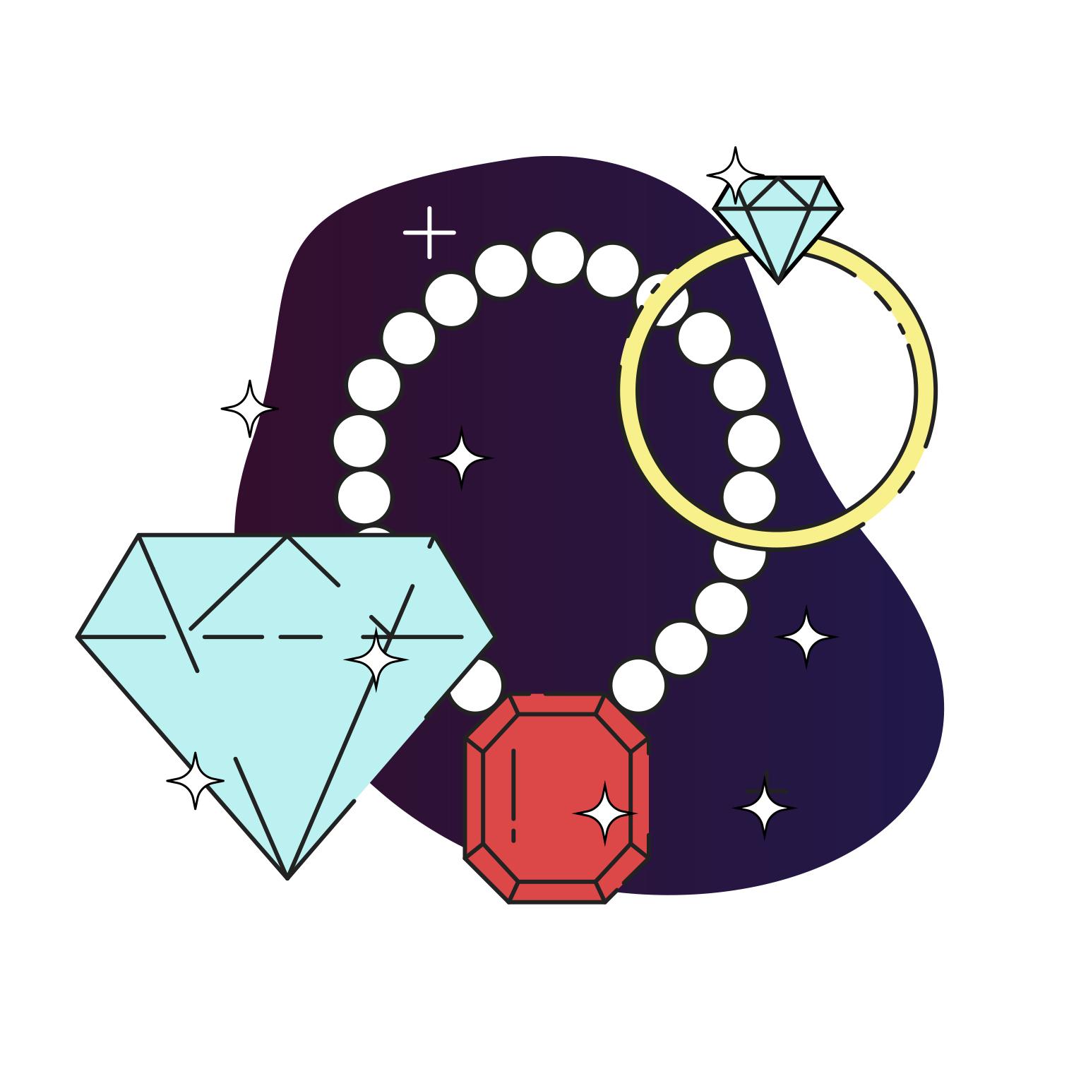 Jewelry graphic