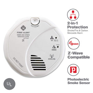 First Alert 2-in-1 CO Detector