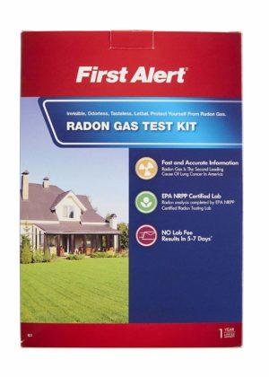 First Alert Radon Detector