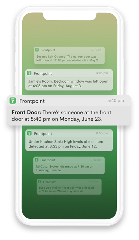 Frontpoint App
