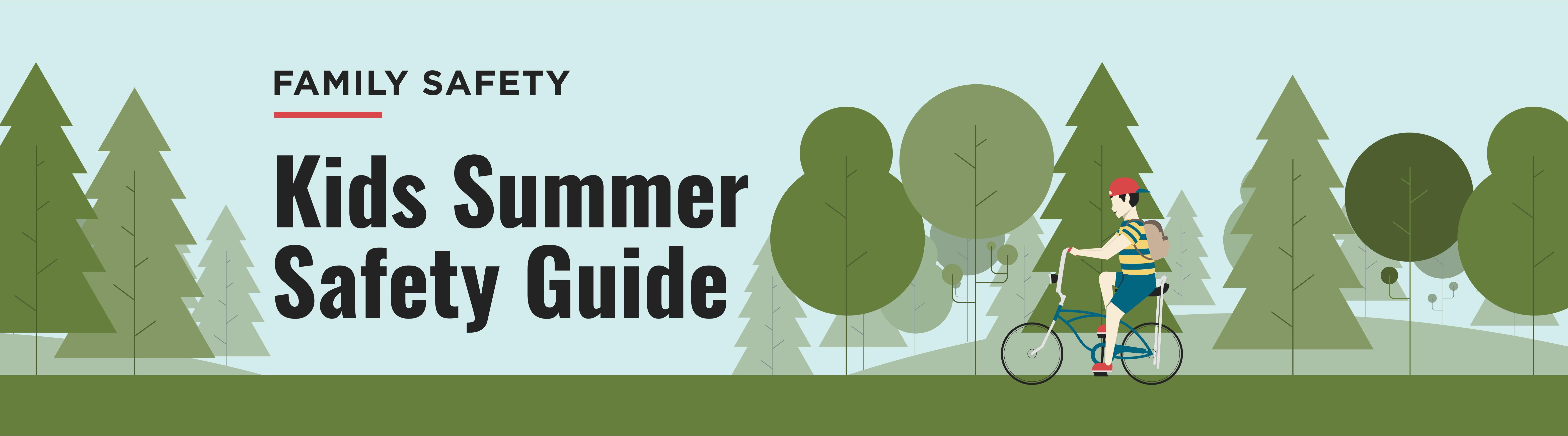 Kids Summer Safety Guide
