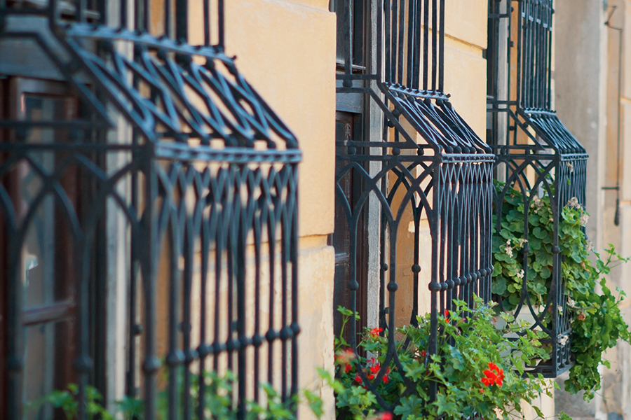 The Best Window Security Bars For Home Safety