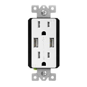Top 5 Best Wall Outlets With Usb Ports