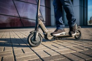 Electric Scooter Injury Prevention Guide
