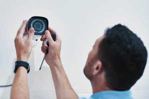 How to Install Security Cameras and Hide Wires