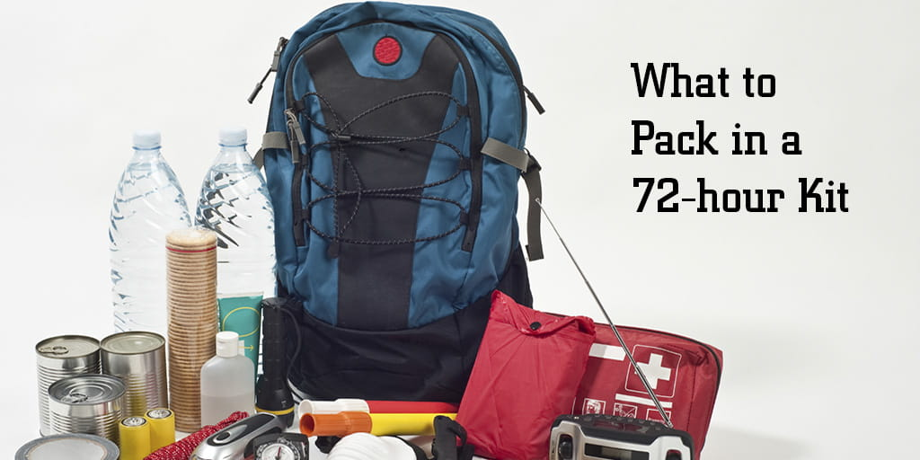 2018 S Best 72 Hour Kit Checklist What To Pack In A Survival