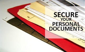 Secure your documents
