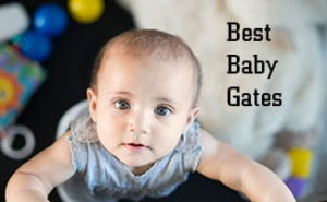 Best Baby Gates: Pressure-Mounted, Hardware-Mounted, and Play Yards