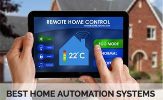 Best Home Automation Technology 2017's best home automation systems reviews: pricing, plans, & more