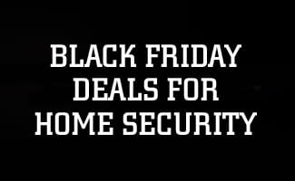 Home Security Deals For Black Friday