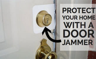Protect Your Home with a Door Jammer