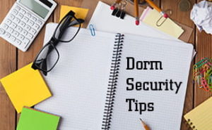 Dorm Security: How to Protect Your Stuff on Campus