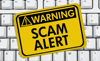Fake Website Warning: Scam Alert
