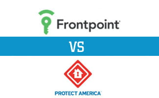 Frontpoint Vs Protect America Security Head To Head