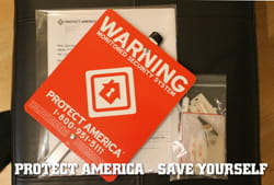 Protect America Self Install Process