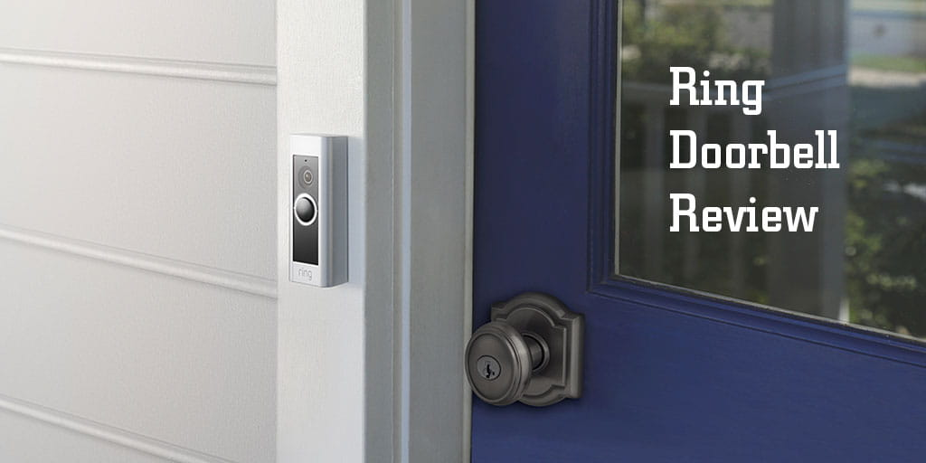Ring Pro Reviews Our Review The Updated Video Doorbell