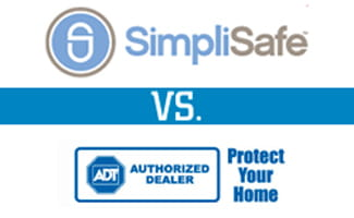 Simplisafe Vs Adt Do It Yourself Or Professional Install