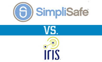 Simplisafe vs Iris review